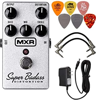 pedal mxr super badass distortion