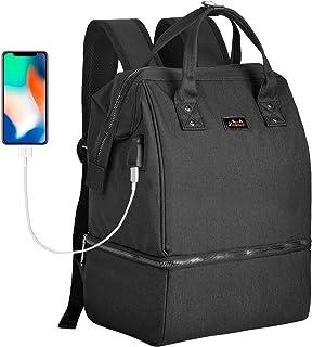 port de charge USB et matelas /à langer pour maman et papa Ruda Sac /à dos /à langer imperm/éable avec sangles pour poussette