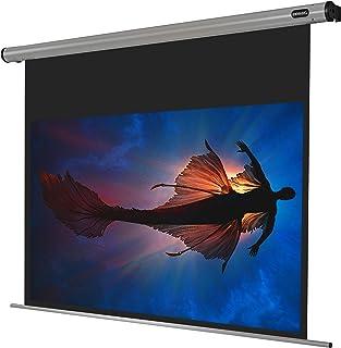 celexon motoriserad hemmabio- och presentationshjälpduk vägg- eller takmontering elektrisk kanvas Motor Home-bio – 200 x 1...
