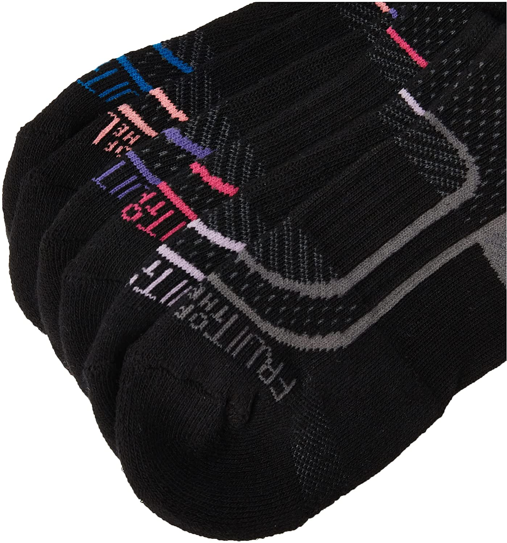 Fruit of the Loom womens Active 6 Pair Pack Socks