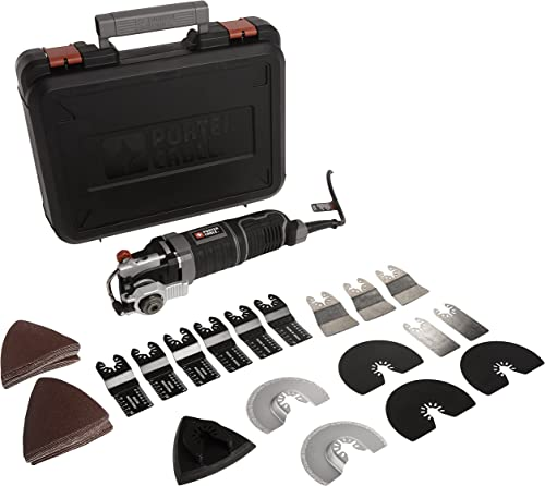 popular PORTER-CABLE wholesale Oscillating Tool Kit, 3-Amp, 52 Pieces lowest (PCE605K52) outlet online sale