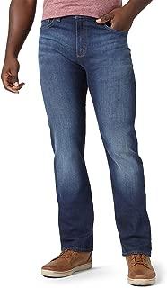 Authentics Men's Slim Straight Jean