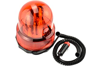 SE Red Revolving Warning Automotive Light - FL-10RWL