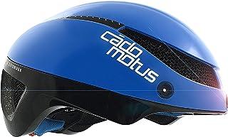 CADOMOTUS Omega Aero helm, aerodynamische helm voor fietsen, triatlon en schaatsen, ultralicht en weinig luchtweerstand, v...