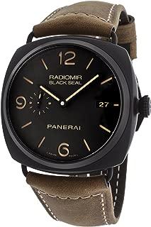 Panerai Radiomir Composite Black Seal 3 Days Men's Automatic Watch - PAM00505