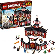 LEGO Ninjago - Monasterio del Spinjitzu, juguete creativo