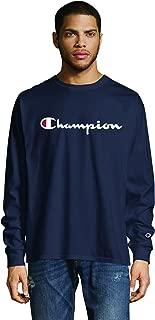 Champion Men's Graphic Classic Jersey Ls Tee