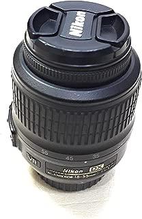 Nikon DX AFS nikkor 18-55 vr Lens