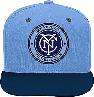 MLS Kids & Youth Boys Flat Visor Snapback Hat