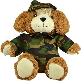 BUILD A BEAR ~ Giraffe Safari Vest ~ Khaki W// Pockets Camo on Reverse