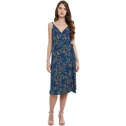 a6b344c2d3 Wrap Dress  Buy Wrap Dress Online at Best Prices in India - Amazon.in