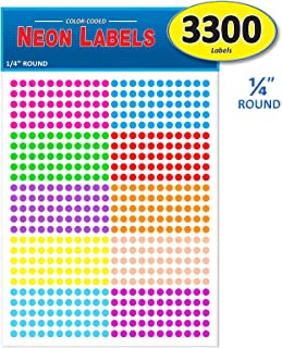 Pack of 3300 1/4