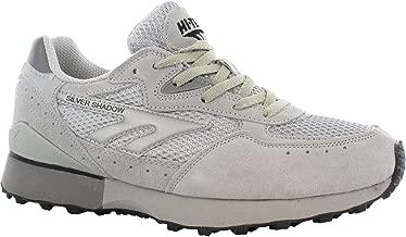 Hi Tec Mens Tec Silver Shadow Lace up Shoes Pumps Trainers