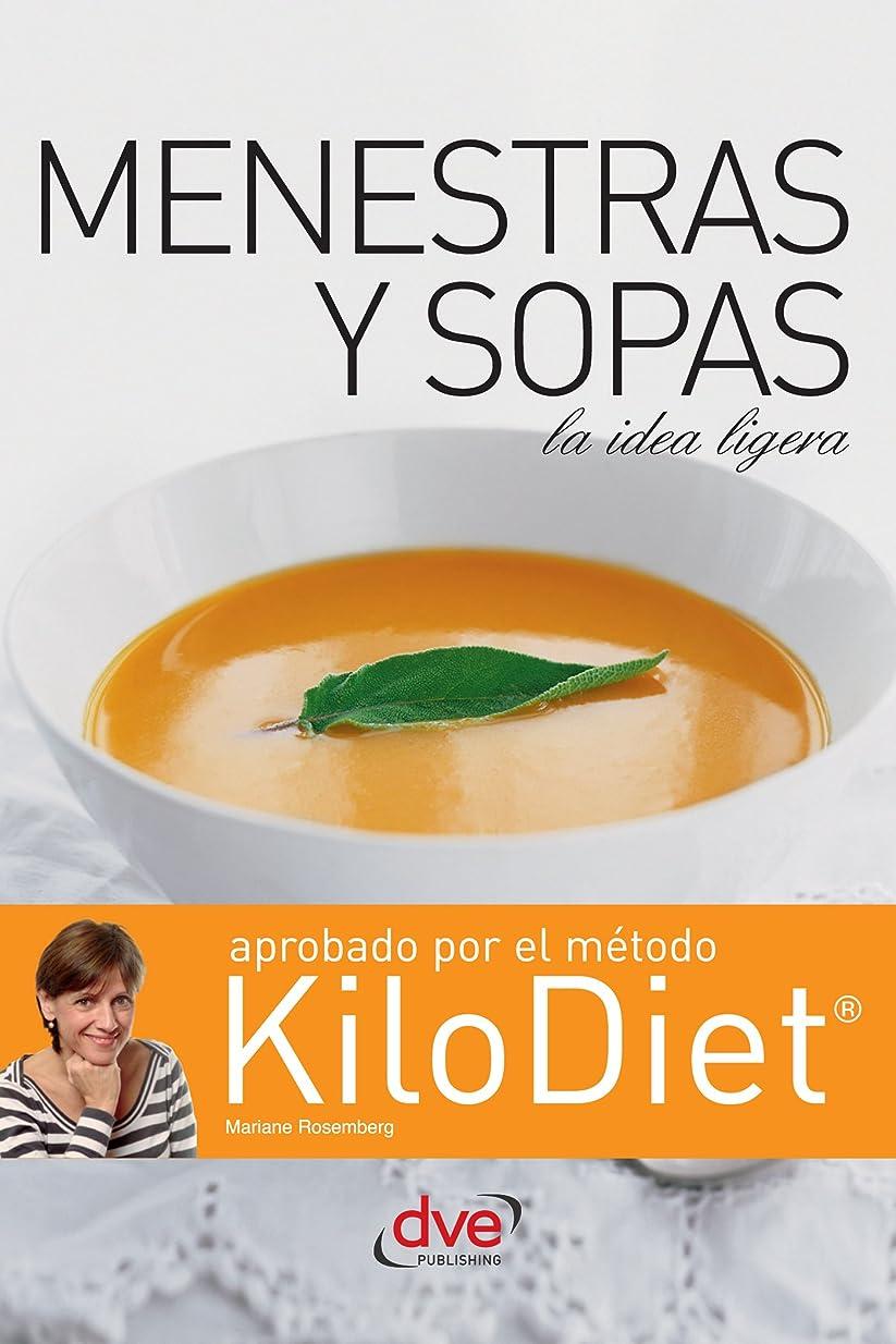 Sopas y menestras (Kilodiet) (Spanish Edition)