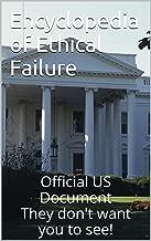 Encyclopedia of Ethical Failure