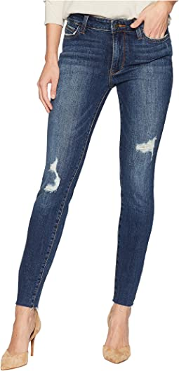 Kitten Mid-Rise Ankle Skinny in Margaux