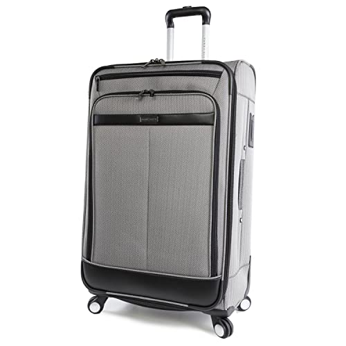 824597999a Perry Ellis Lexington II Lightweight Large Check-in Spinner Luggage