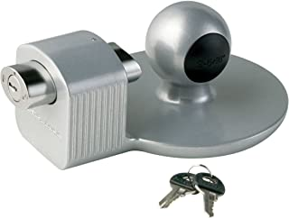 Master Lock Trailer Lock, Trailer Coupler Lock, Fits 2-5/16 in. Couplers, 378DAT