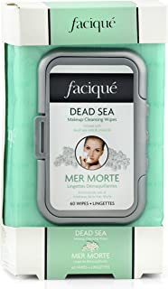 Dead Sea Makeup Cleansing Wipes
