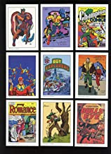 Tribute to Jack Kirby & Joe Simon Complete 50 Trading Card Set 21ST CENTURY ARCHIVES 1995