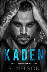 Kaden (Knights Corruption MC Series-Next Generation Book 1) Kindle Edition
