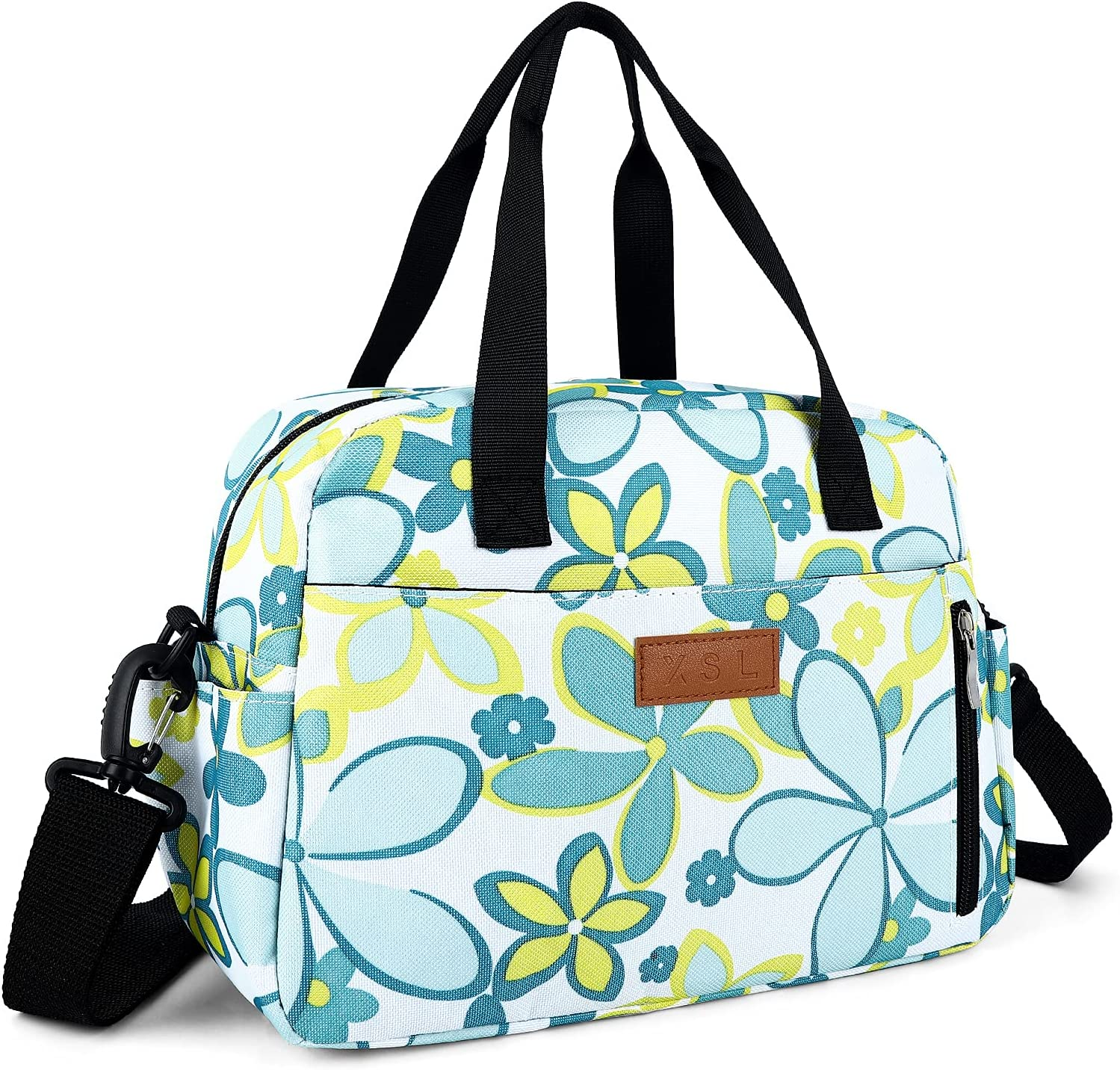 Insulated Lunch Bag Tote for B Cooler Alternative dealer Super sale period limited Portable Women -
