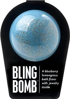 da Bomb Bling bomb, Blue, Blueberry Lemongrass