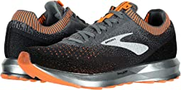 Grey/Black/Orange