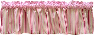 Bedtime Originals Hello Kitty and Puppy Window Valance - Pink (Discontinued by Manufacturer)