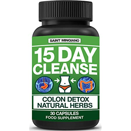Pulbere de detox de senna de colon,