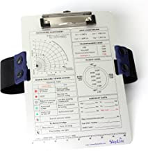 SkyLite VFR/IFR Aviation Kneeboard