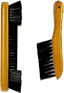 Iszy Billiards 9 Inch Nylon Pool Table and Rail Brush Choose From Mahogany,  Oak or Black Finish
