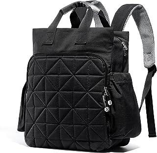 SoHo 系列,Kenneth 背包尿布包 5 件套 黑色