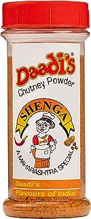 Daadi's Shenga Chutney Powder 100g (Pack of 3 = 300g)
