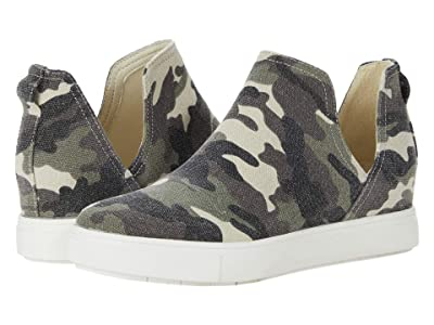 STEVEN NEW YORK Canares (Camo Canvas) Women