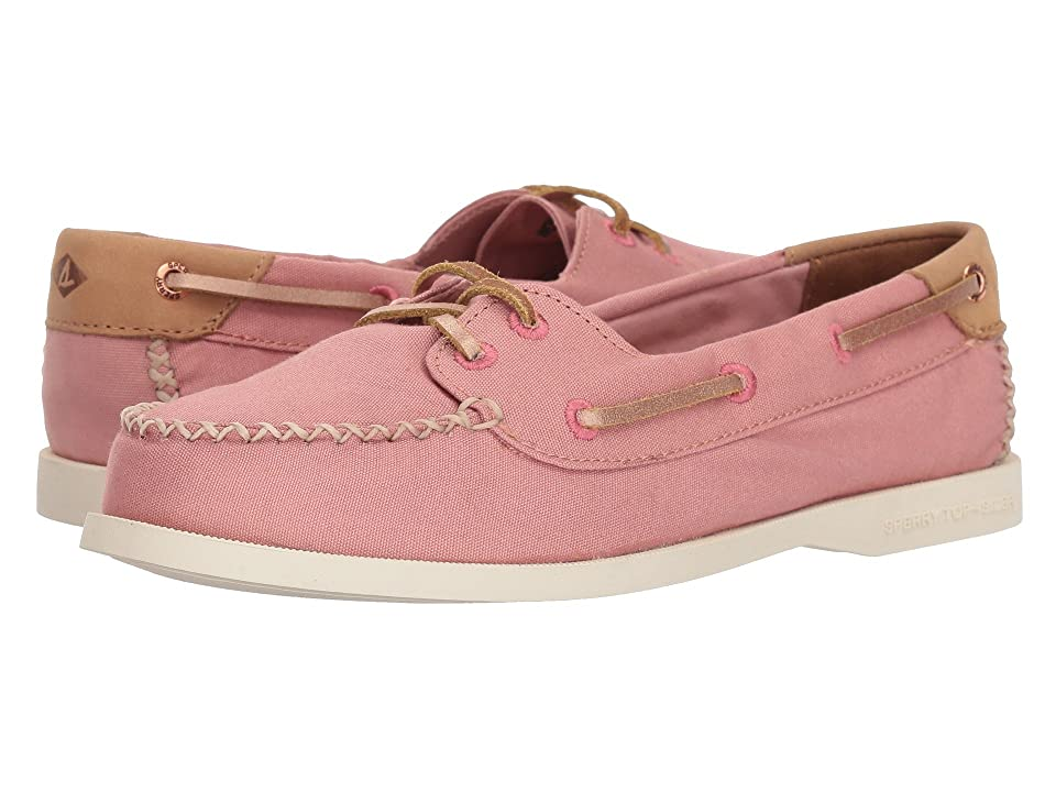 Sperry A/O Venice Canvas (Rose) Women