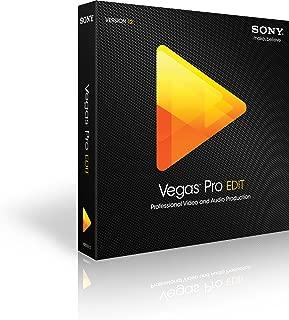 Sony Vegas Pro 12 Edit