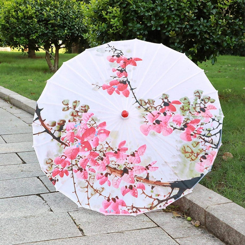 Uxsiya Art Silk Umbrella Super beauty product restock quality top P Great interest Style Craft Chinese