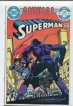 Superman #9 ANNUAL 1983 NM DC Comics CBX8