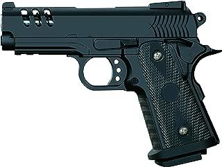 presi/ón de resorte manual color: azul - peso: 450 g menos de 0,5 julios - a partir de 14 a/ños longitud: 22 cm r/éplica en escala 1: 1 calibre: 6 mm Pistola Airsoft Full Metal Rayline RV17 Blue