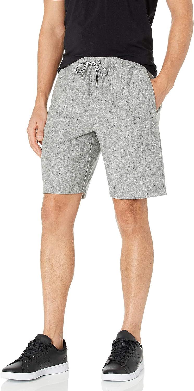 Volcom Men's Static Al sold out. Stone Fleece Short Special sale item