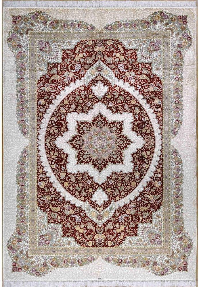 Yilong 6.56'x9.84' Handmade Silk Rug Me New arrival Choice Vintage Oriental Turkish