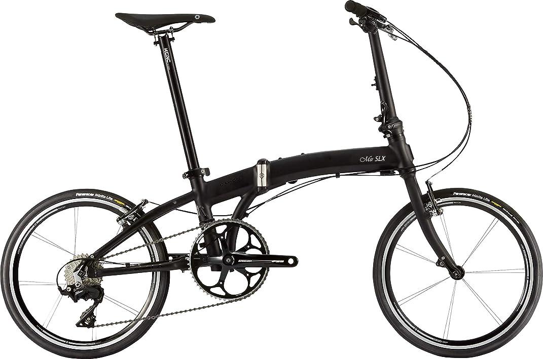 着る堤防粘液ダホン(DAHON) Mu SLX 11段変速 折りたたみ自転車 19MUSLBK00 ドレスブラック