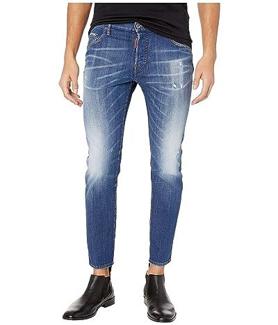 DSQUARED2 I 3 D2 Skater Jeans in Blue (Blue) Men