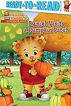 Daniel Visits a Pumpkin Patch