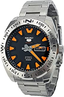Seiko Sport 5 Stainless Steel Automatic Men's Watch SRP741J_2