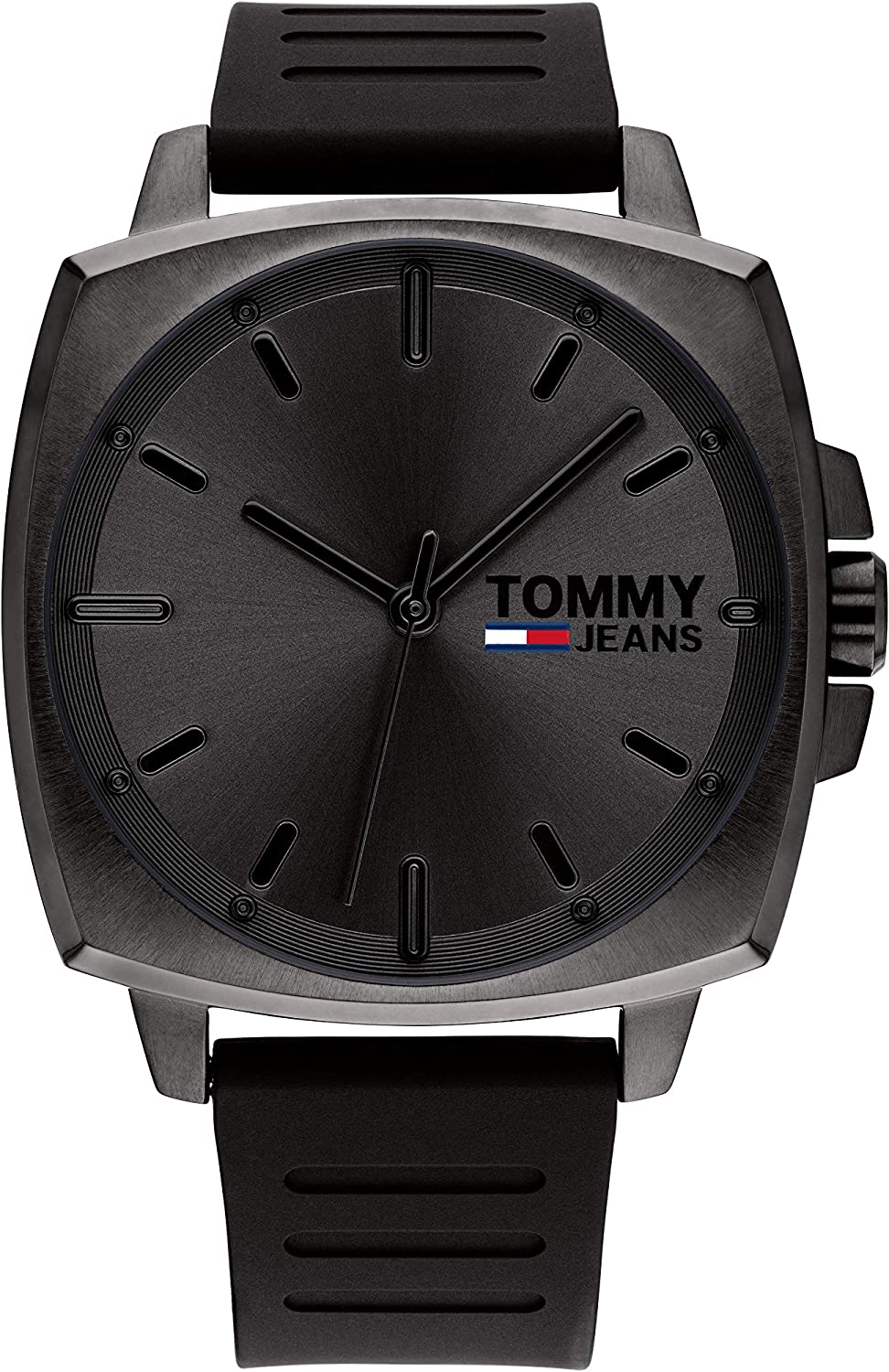 Tommy Hilfiger Jeans Tucson Mall Men's Watch Stainless Steel an Ranking TOP1 Quartz