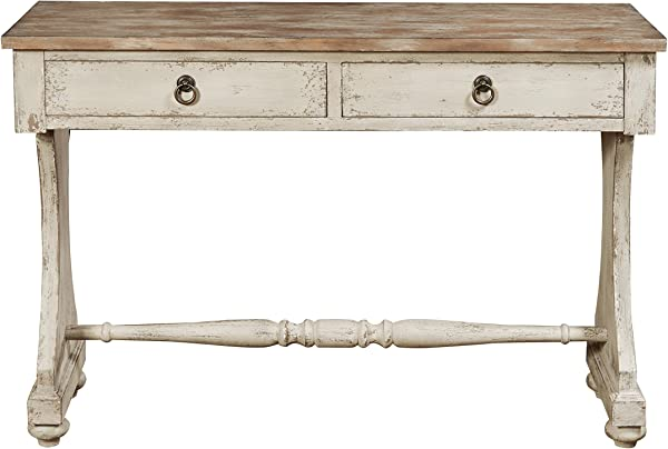 Pulaski Emma Console Table With Elm Veneer