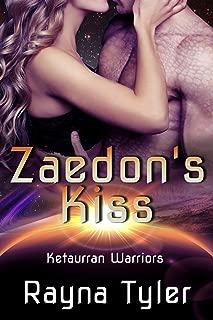 Zaedon's Kiss: Sci-fi Alien Romance (Ketaurran Warriors Book 3)