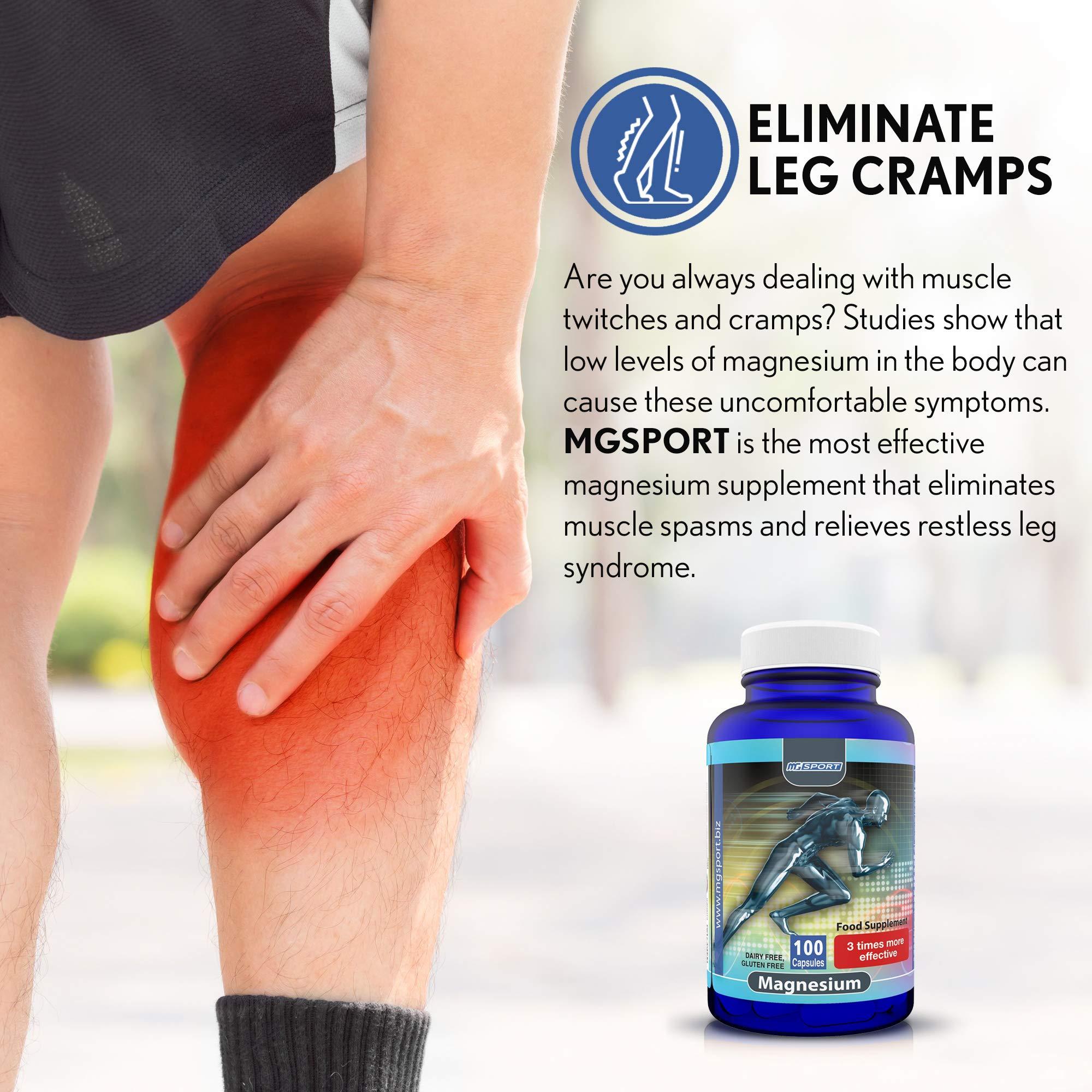 restless legs magnesium